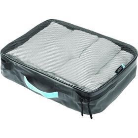 Cocoon Packing Cube con parte superiore in rete L, grigio